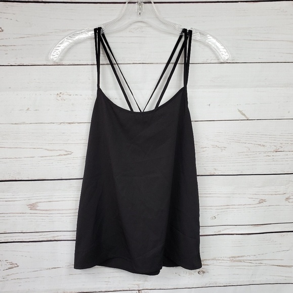 Abercrombie & Fitch Tops - Abercrombie & Fitch criss cross strappy tank top